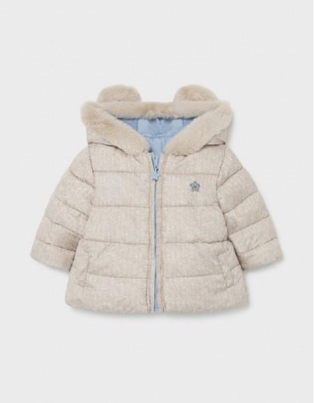 Blue Reversible Coat