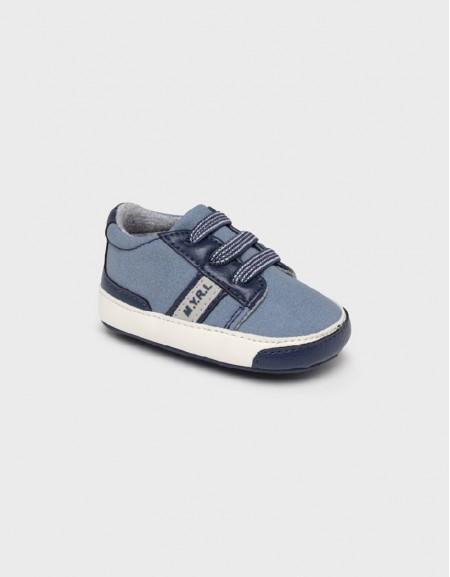 Sport Blue Trainning Shoes
