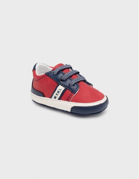 Red Trainning Shoes