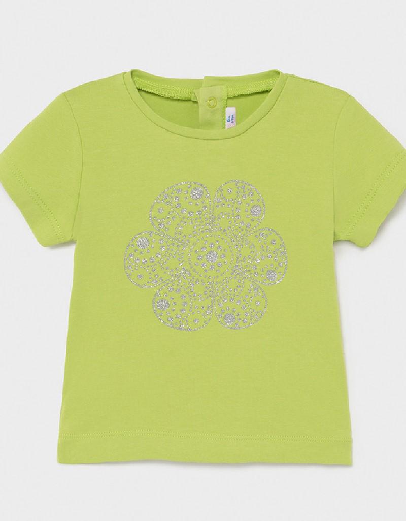 Pistachio Ecofriends Basic T-Shirt