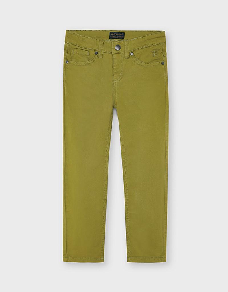 Amazon Basic Slim Fit Serge Pants