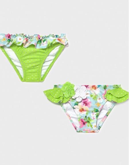 Pistachio Set Of 2 Bikini Bottoms