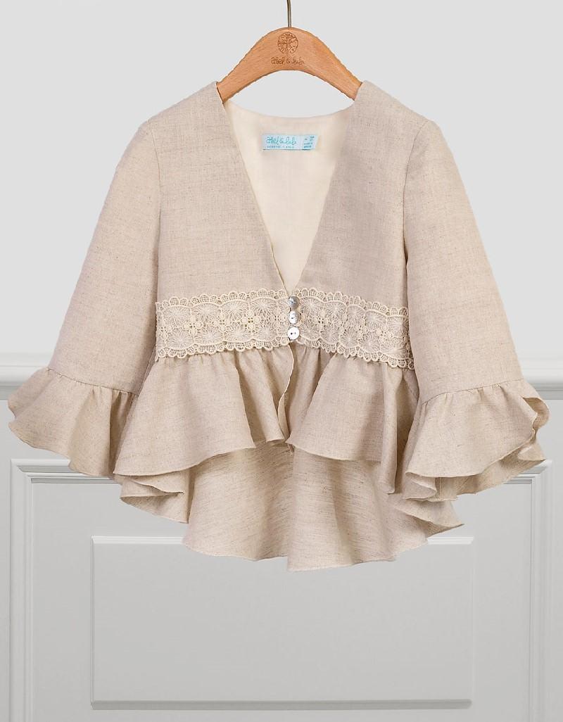 Linen Linen Jacket