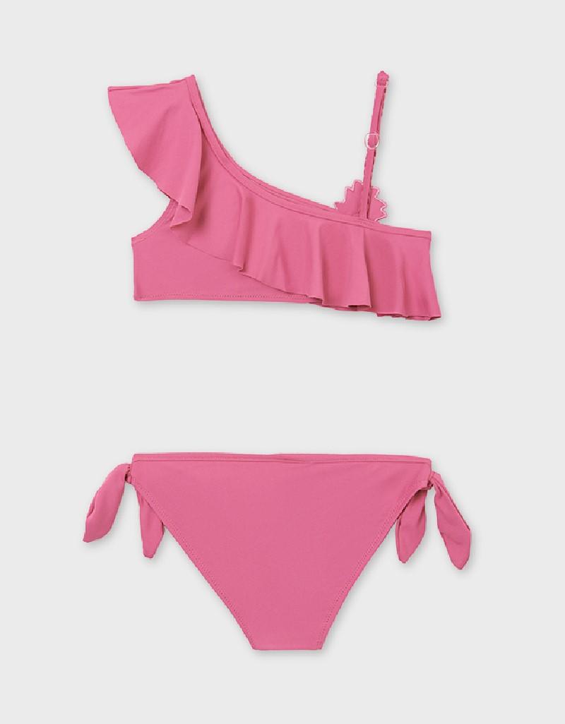 Camellia Asymmetrical Bikini