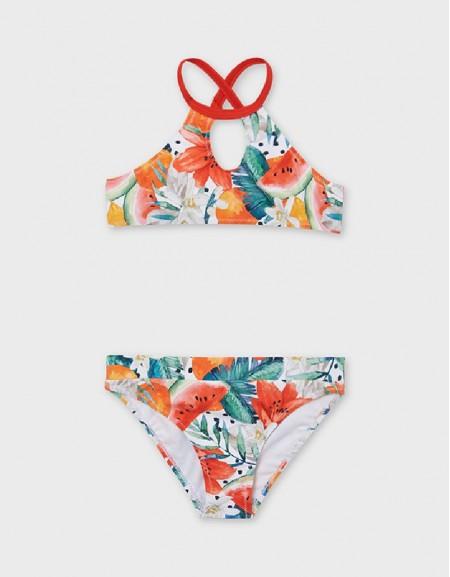 Poppy Halter Bikini Set 2
