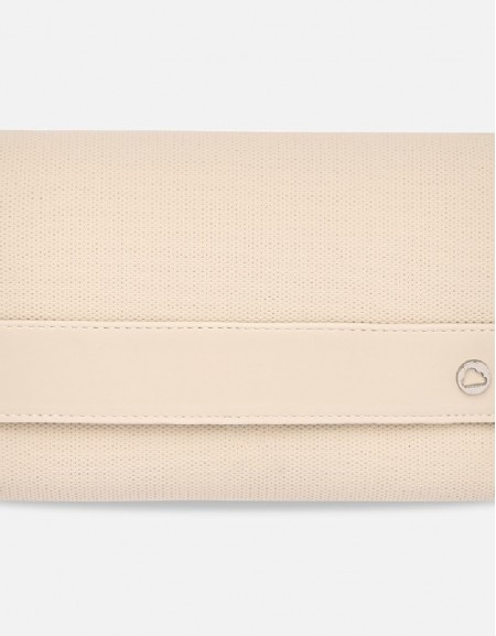 Beige Baby changing pad