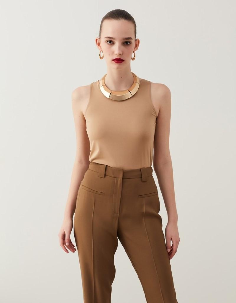 Olive Green Fleto Pocket Trousers