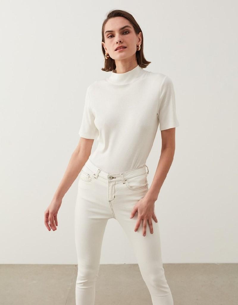 Natural Skinny Jeans