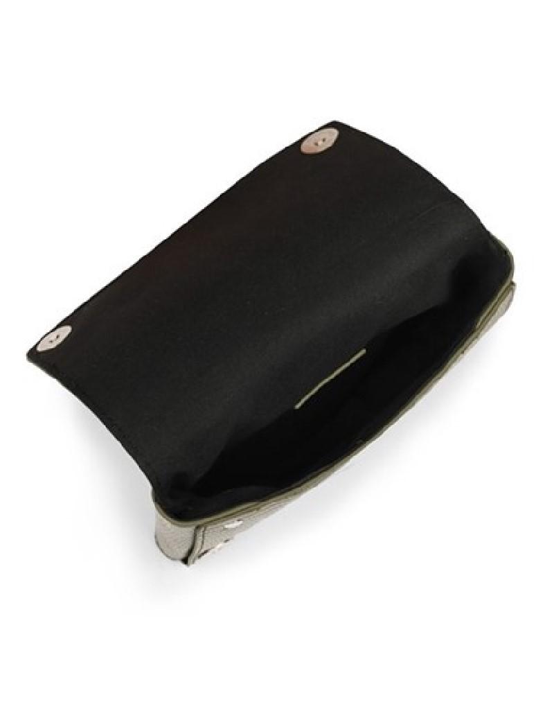 Khaki Sleeve And Waist Bag