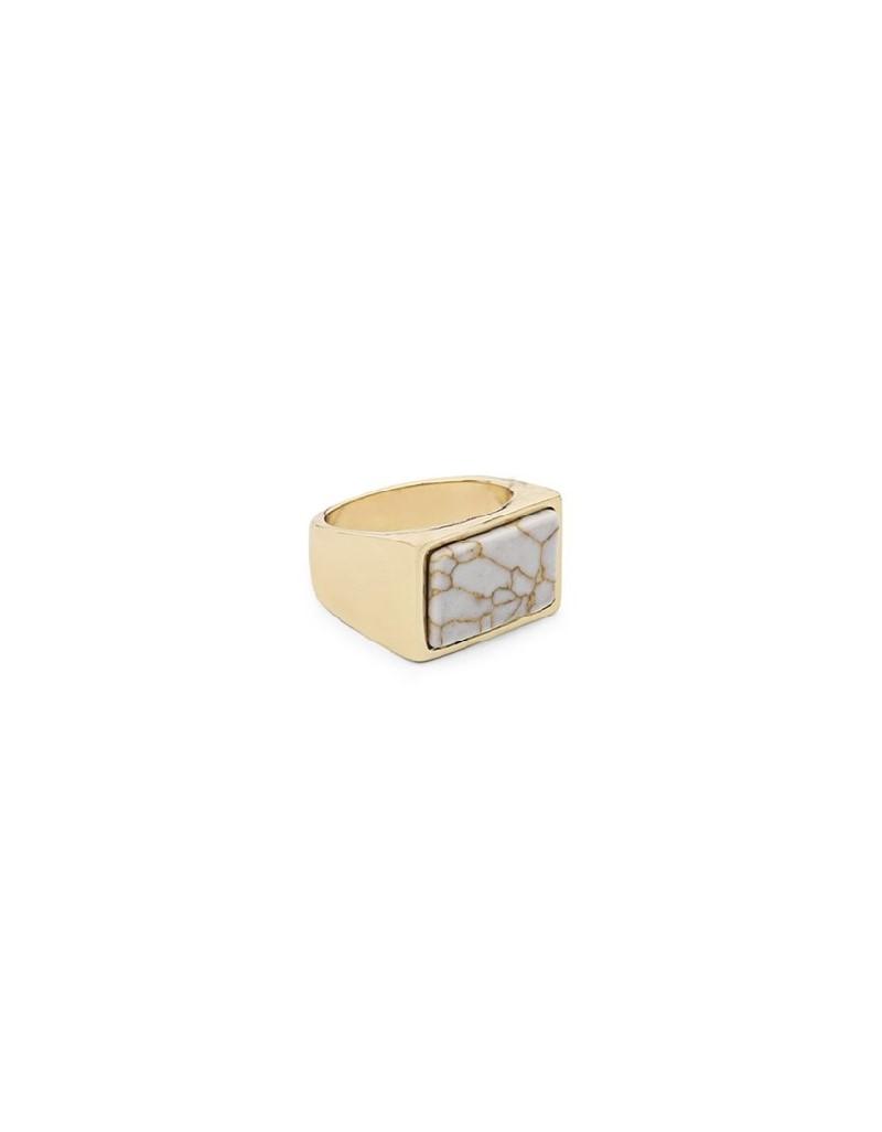 Beige Ring