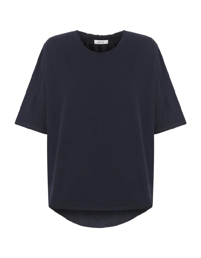 Navy Oversize T-Shirt