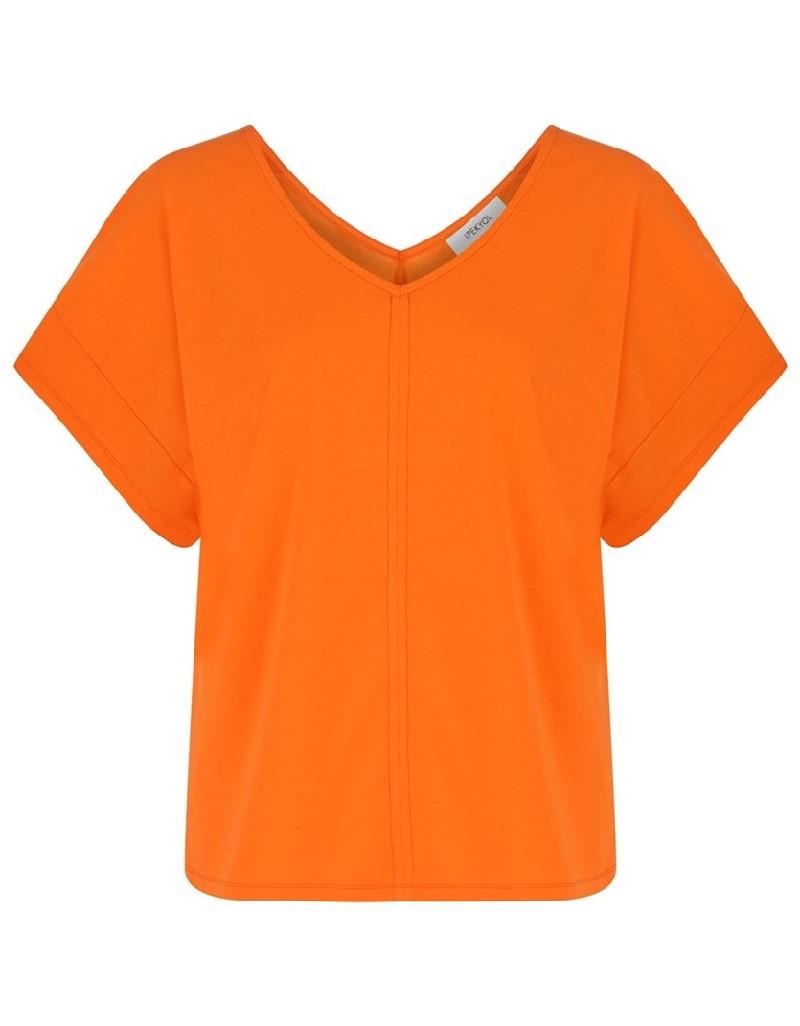 Orange Oversize T-Shirt