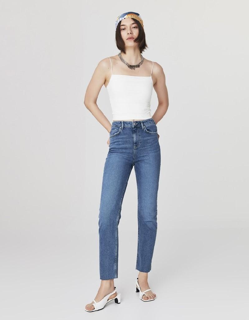 Indigo Slim Fit Jeans