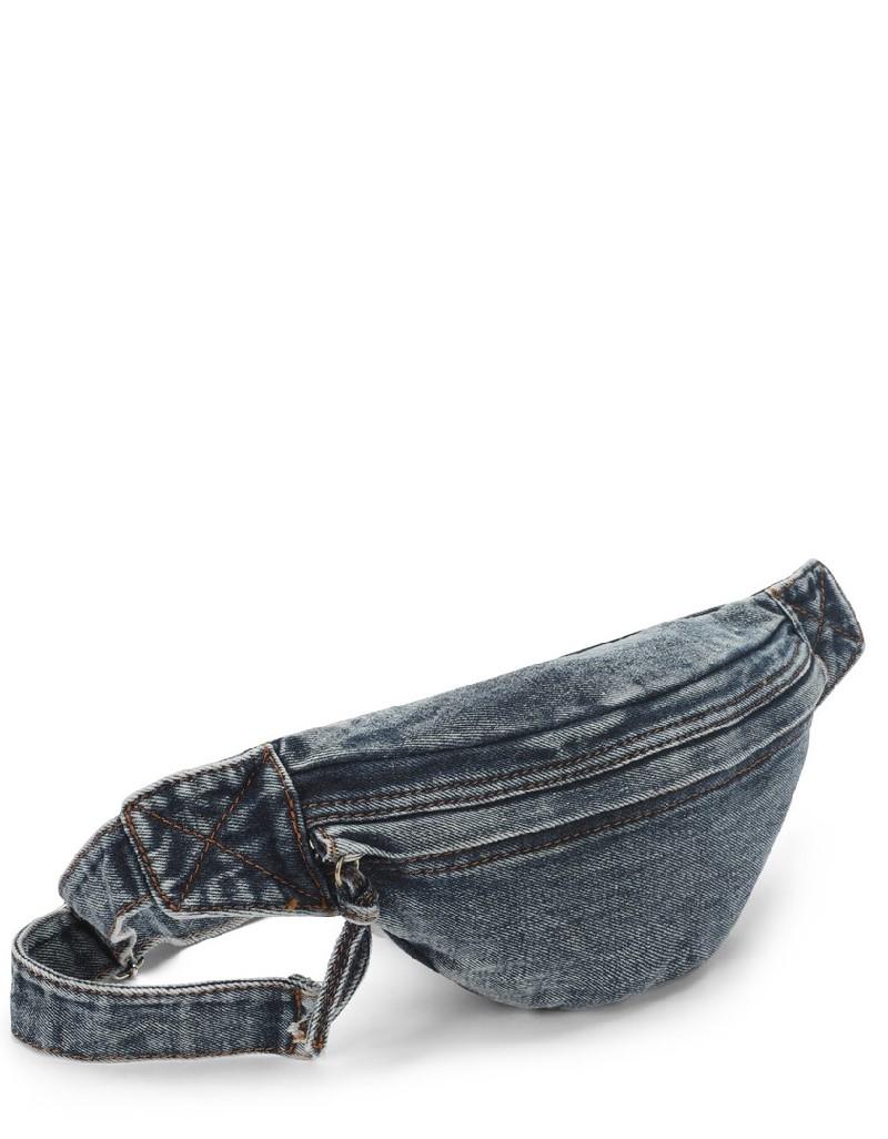 Blue Jean Waist Bag
