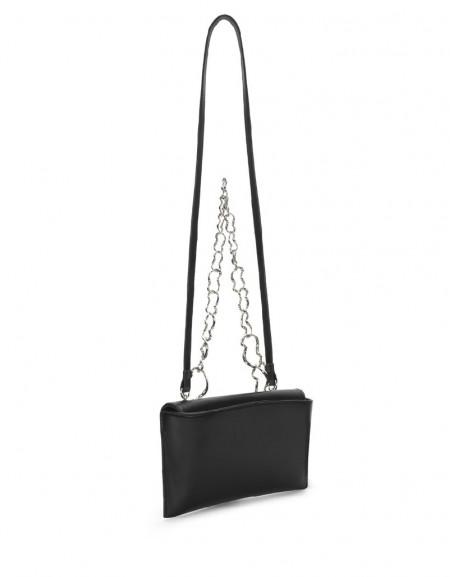 Black Chain Strap Arm Bag