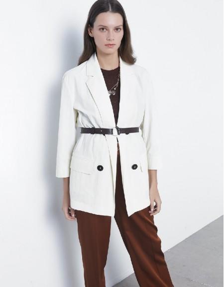 Stone Belted jacket