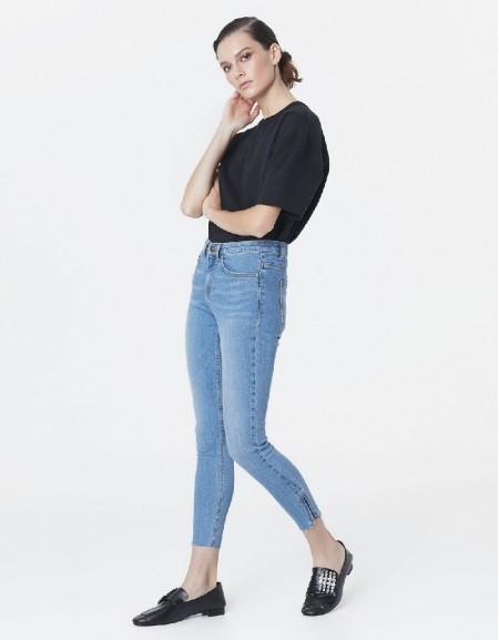 Indigo Skinny fit jeans