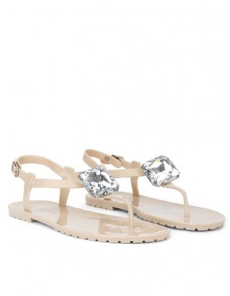 Powder Sandals