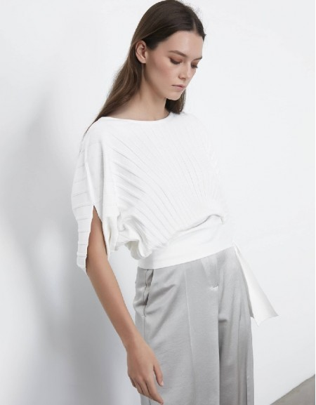 Oil Batwing sleeve tricot