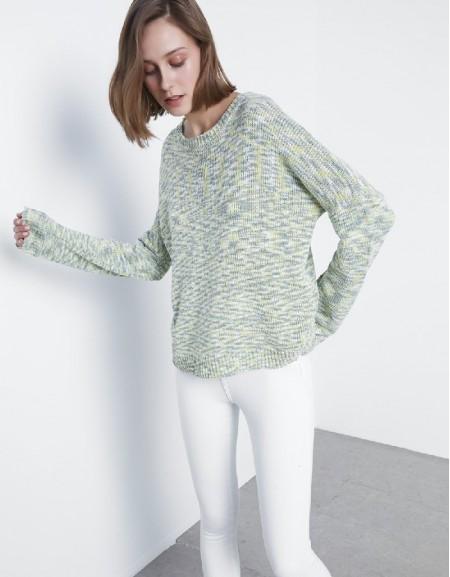 Green Basic knitwear