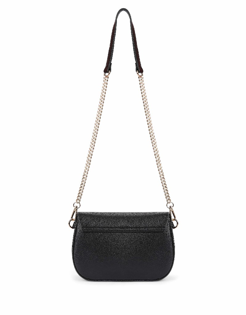 Black Chain strap bag