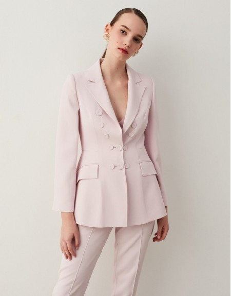 Pink Dovetail Jacket