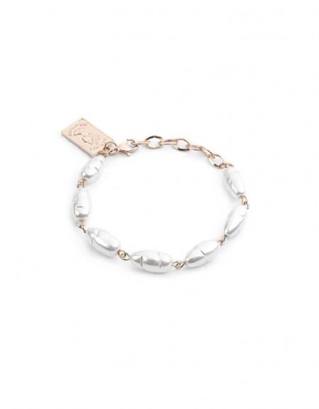 Pearl Pearl String Bangle