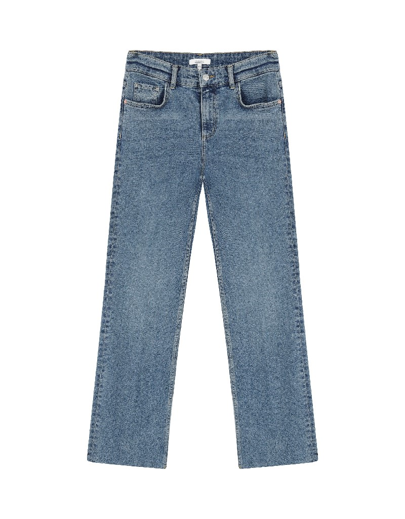Blue Relax Fit Jeans
