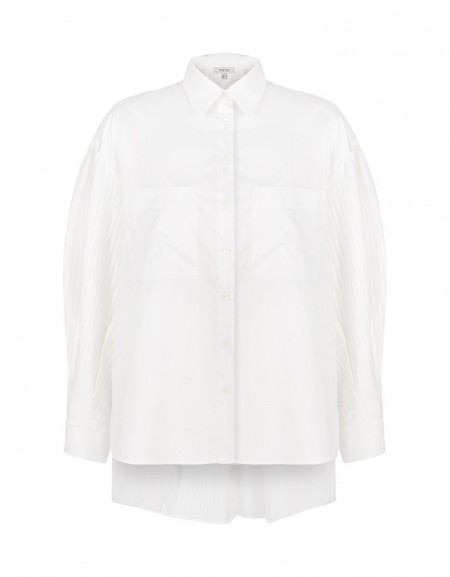 White longsleeve Shirt