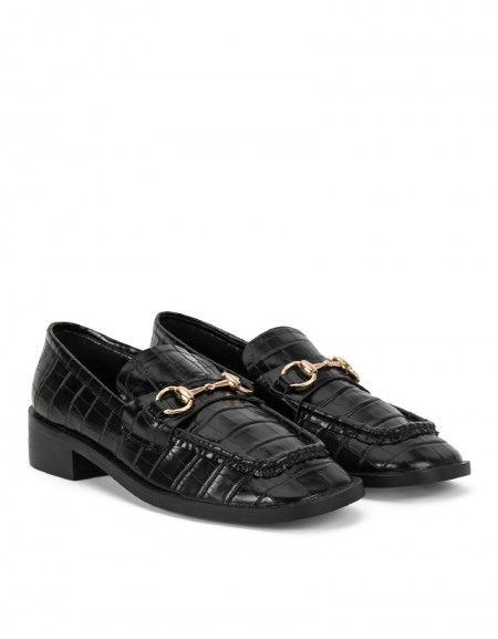 Black Loafers Black Shoes