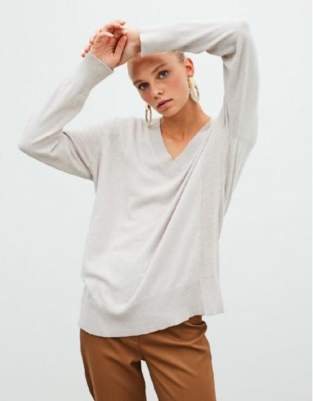 Grey Mlg Basic Knitwear