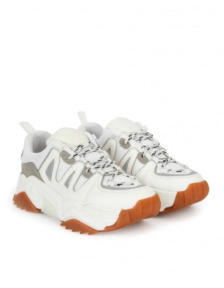 White Sneaker White