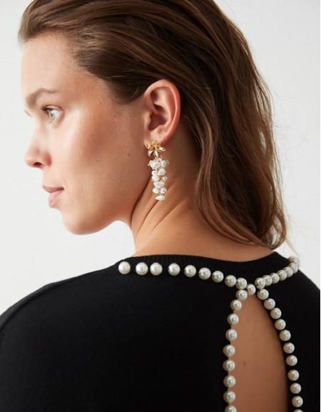 Black Pearl Accessory Knitwear