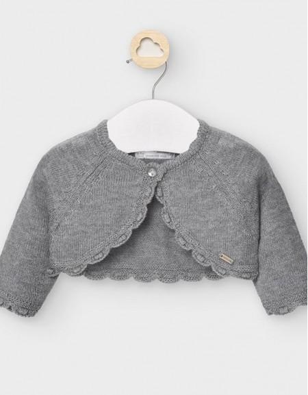 Moon Short Knit Cardigan
