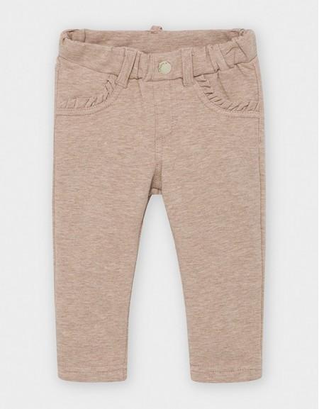 Hazelnut V Basic Trousers