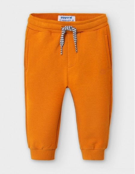 Cheddar Basic Joggers With Elasticated Cuffs