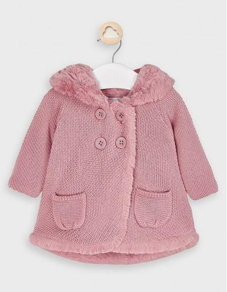 Blossom Woven Knit Jacket