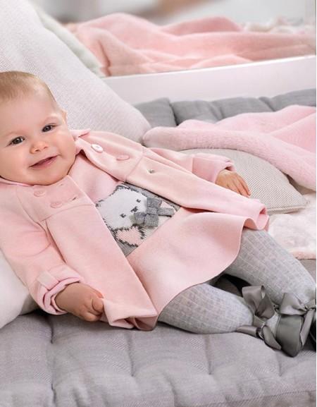 Rose Cloth Coat
