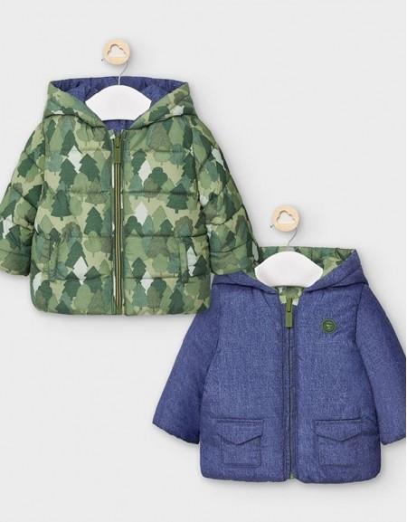 Moss Reversible Coat