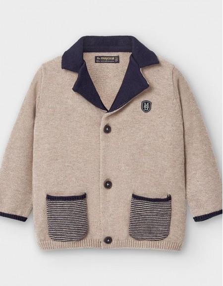 Mole Knitted Jacket