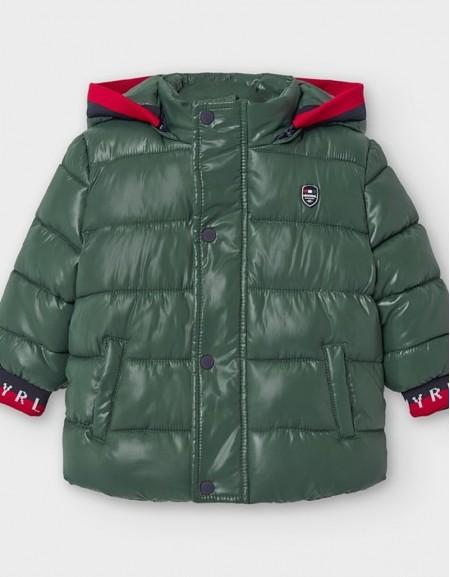 Spanishfir Two-Tone Coat