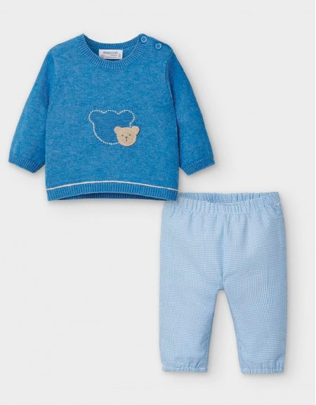 Pacific Jumper And Trousers Set