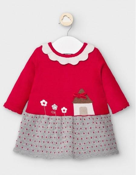 Velvet Knit Dress