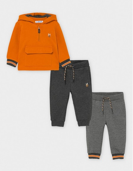 Cheddar 2 Trouser Tracksuit