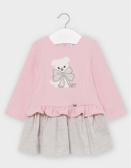Rose Dress Carmine