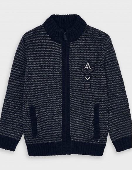 Fog Formal Knit Jacket