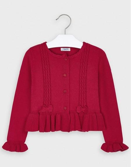 Carmine Re Fluffy Cloth Coat Blush