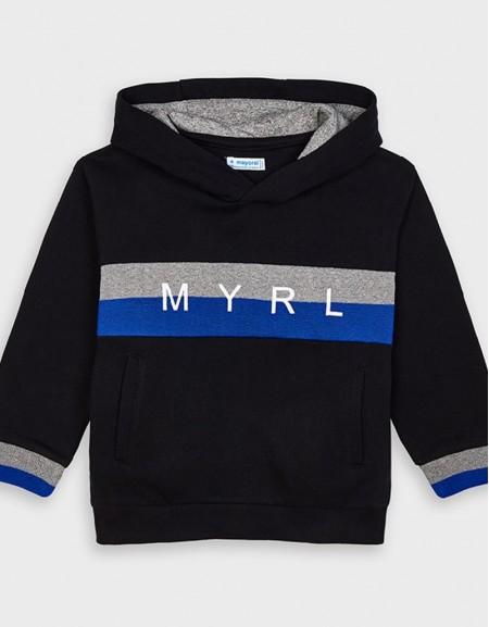 Coal Hoded Sweatshirt Wheat