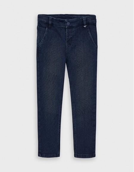 Denim Slim Fit Pique Jeans