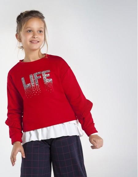 Carmine Re Knit Sweatshirt